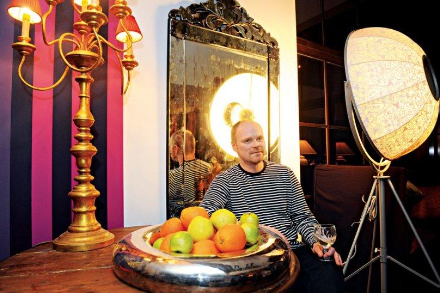 Foto naujienai: Vilmantas Marcinkevičius: lietuvis, nugalėjęs kinus