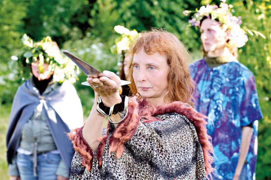 Foto naujienai: Vilija Lobačiuvienė. Be magijos?