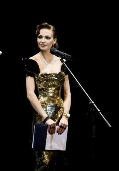 Foto naujienai: Agnė Ditkovskytė jaudinosi kaip pirmokė