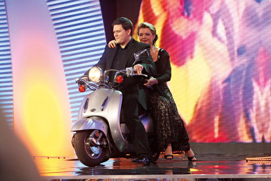 Foto naujienai: Jolanta Paulauskienė: nebuvo kur įsibėgėti