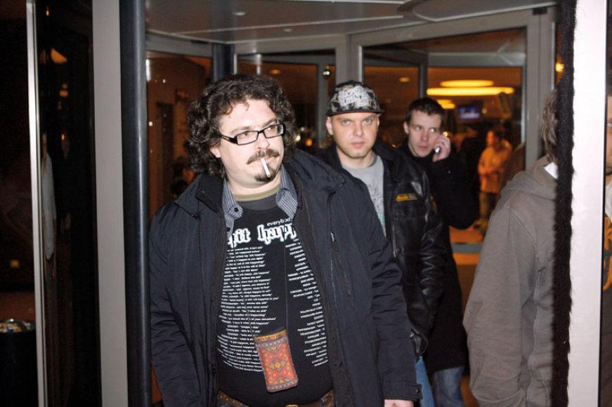 Foto naujienai: Aleksandras Makejevas: naujas įvaizdis