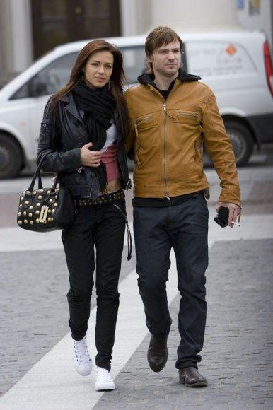 Agnė Ditkovskytė ir Aleksejus Čadovas