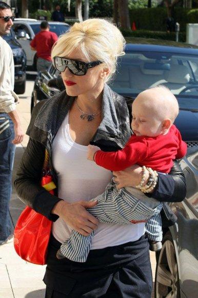 Foto naujienai: Gwen Stefani - stiliaus ikona