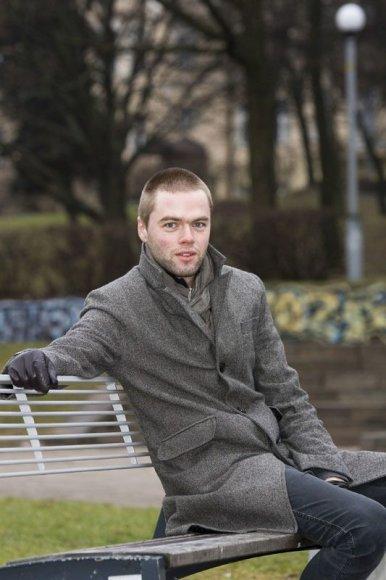 """Foto naujienai: """"Labo ryto"""" vedėjas Ignas Krupavičius stebina talentais"""
