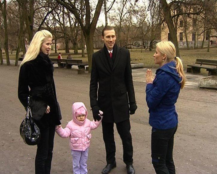 Foto naujienai: Inga Paksaitė-Stumbrienė padėjo išspręsti gimdyvės problemas