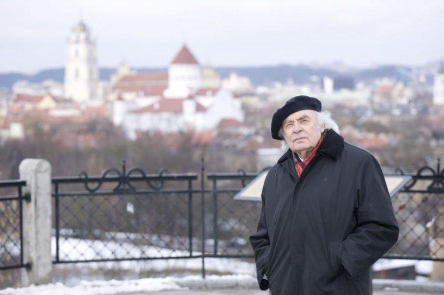 Foto naujienai: Algimantas Raudonikis: jaunystėje buvau stileiva