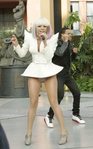 Foto naujienai: Lady GaGa: gimusi būti žvaigžde