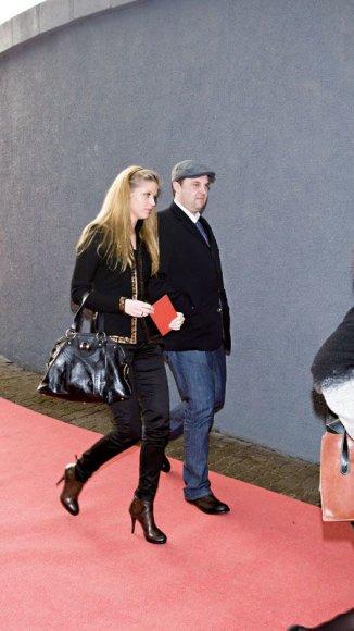 Foto naujienai: Gendra Mikalajūnaitė ir Džiugas Mickevičius. Kas juos sieja?