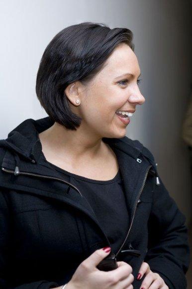 Foto naujienai: Aida Žiliūtė: turiu per daug plaukų