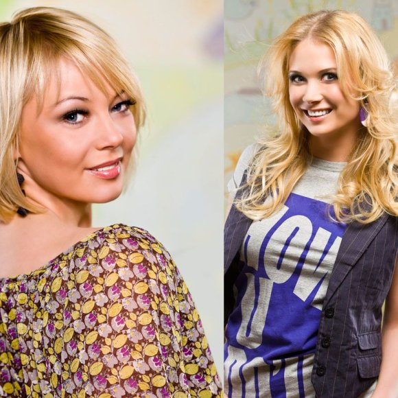 """Foto naujienai: """"Žodžių dvikova"""": Natalija Zvonkė ir Vilija Pilibaitytė-Mia"""