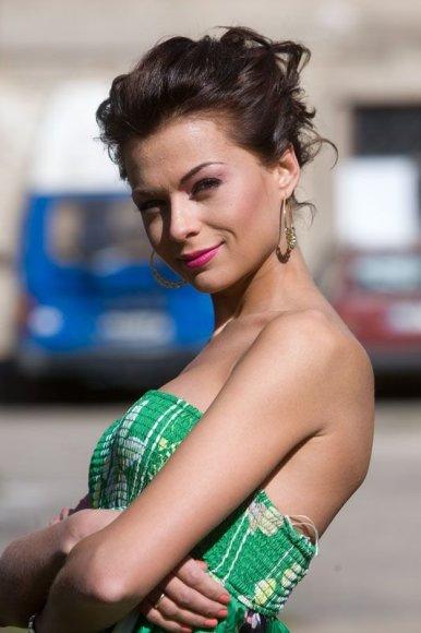 Foto naujienai: Genutė Žalienė: iš prigimties aš – pamaiva!