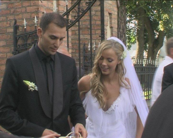 Foto naujienai: Godos Sabutytės slaptų vestuvių išpažintis!