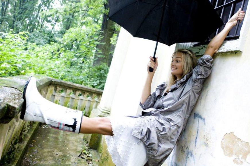 Foto naujienai: Jurgita Jurkutė: laimi tie, kurie nori būti savimi
