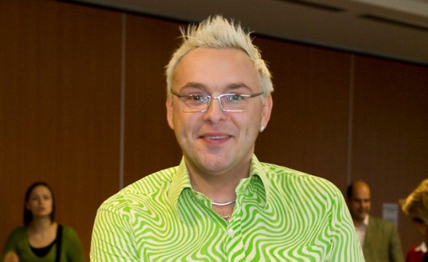 Foto naujienai: Egmontas Bžeskas atsidūrė ligoninėje