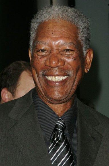 Foto naujienai: Morganas Freemanas ves savo anūkę?