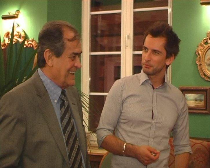 Foto naujienai: Dramatiška Alano Chošnau šeimos istorija