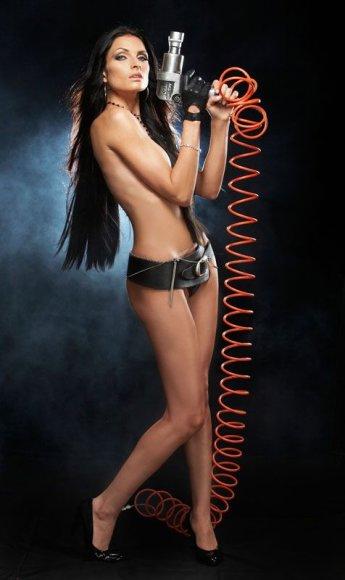 """Foto naujienai: Sandra Chlevickaitė: """"Playboy"""" fotosesiją prisiminsiu visą gyvenimą"""""""