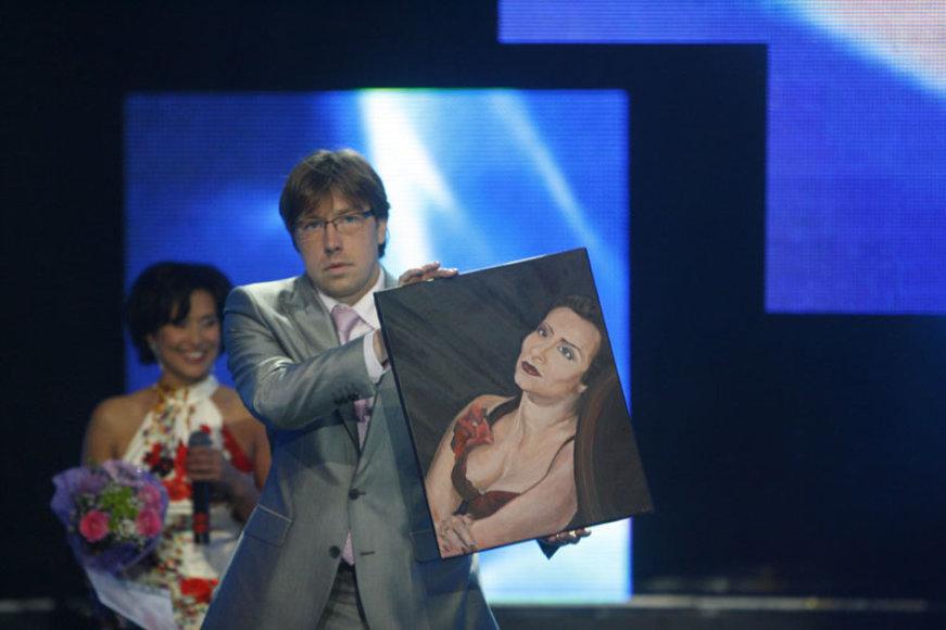 Foto naujienai: Irena Starošaitė: dvigubas jubiliejus su žvaigždėmis