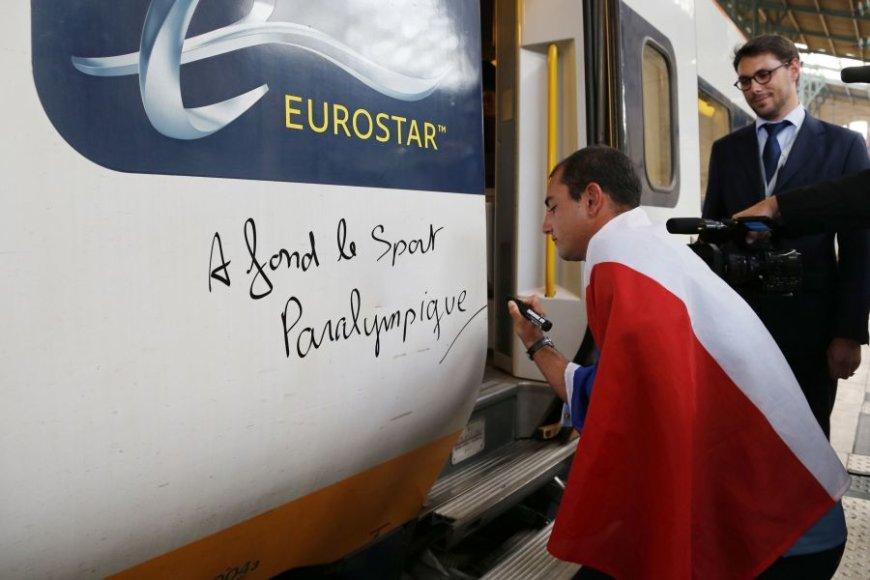 Greitais kompanijos traukiniais šią vasarą keliavo panašus skaičius žmonių, kaip ir pernai.