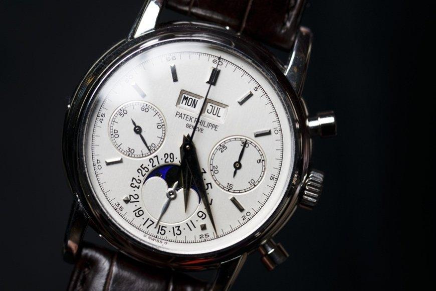 Erico Claptono laikrodis