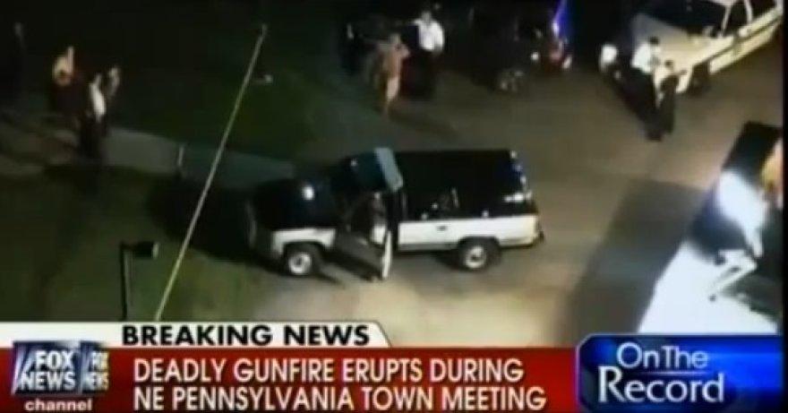 Per susišaudymą Pensilvanijoje žuvo trys žmonės.