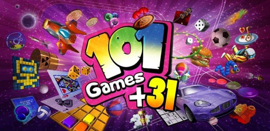 """Žaidimų rinkinys """"101-in-1 Games"""""""