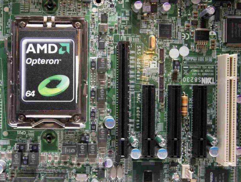 AMD mikroprocesorius