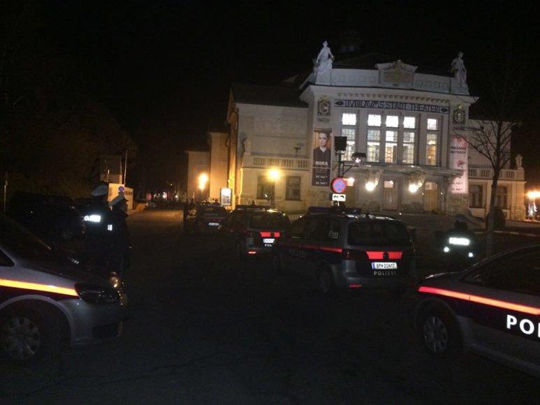 M.Vitulskio nuotr./Austrijos Klagenfurto miesto teatras