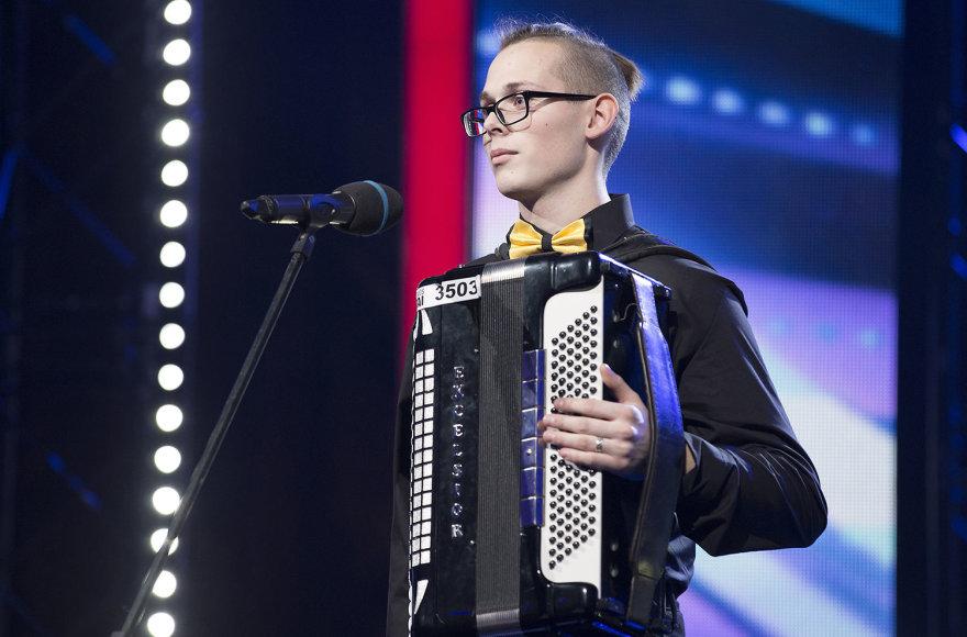 """Vido Černiausko nuotr./""""Lietuvos talentai"""""""