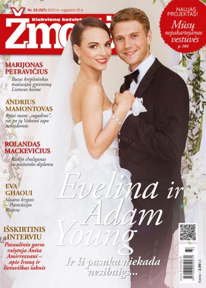 Evelina ir Adam Young