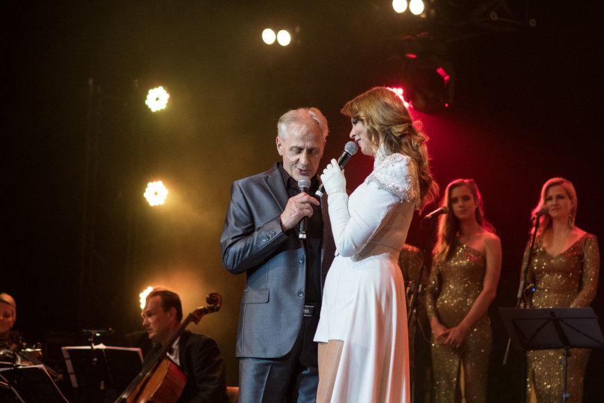 Andriaus Pelakausko nuotr./Ingos Valinskienės koncertas Palangoje