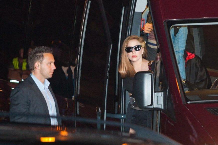 Lady Gaga Vilniuje