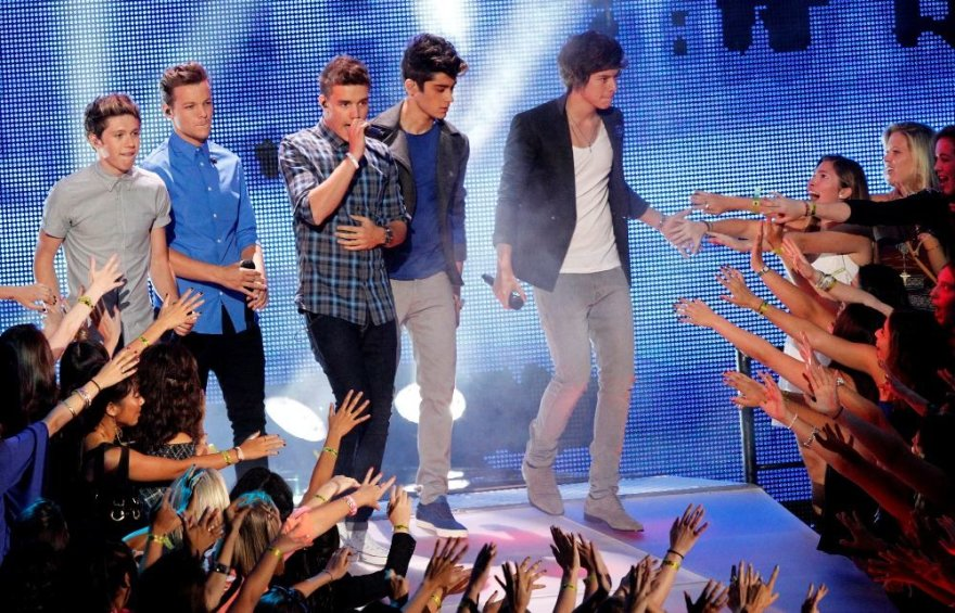 "Grupė ""One Direction"""
