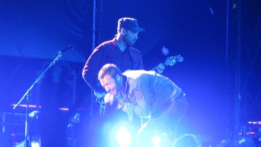 """""""Coldplay"""" pasirodymas"""