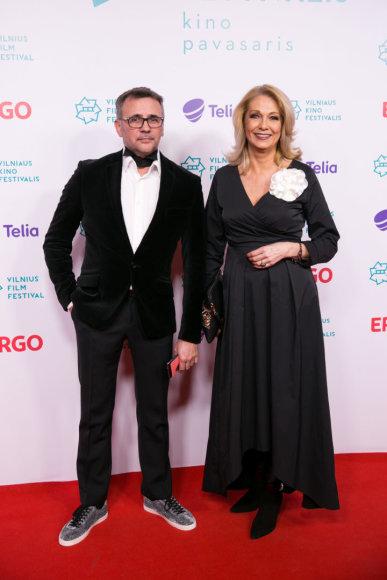 """Juliaus Kalinsko / 15min nuotr./Festivalio """"Kino pavasaris"""" atidarymo svečiai"""
