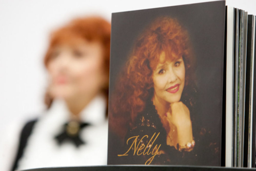 "Knygos ""Nelly"" pristatymas"