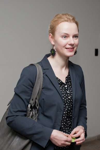 Kristina Vanagaitė