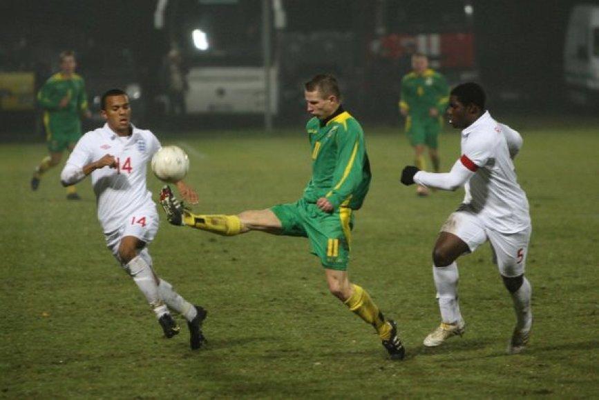 Lietuvos jaunimo (U-21) futbolo rinktinė