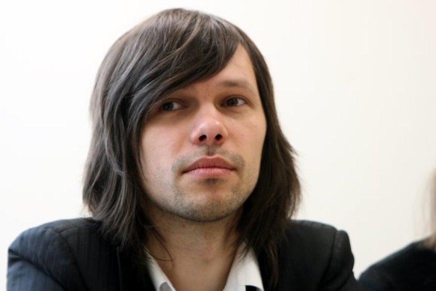 Naujienų portalo 15min.lt konferencijoje lankėsi Raigardo Tautkaus Kauno choras.
