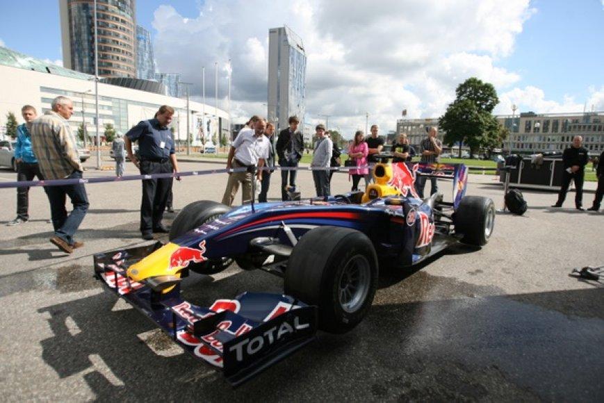 """Red Bull Racing F1"" bolidas"