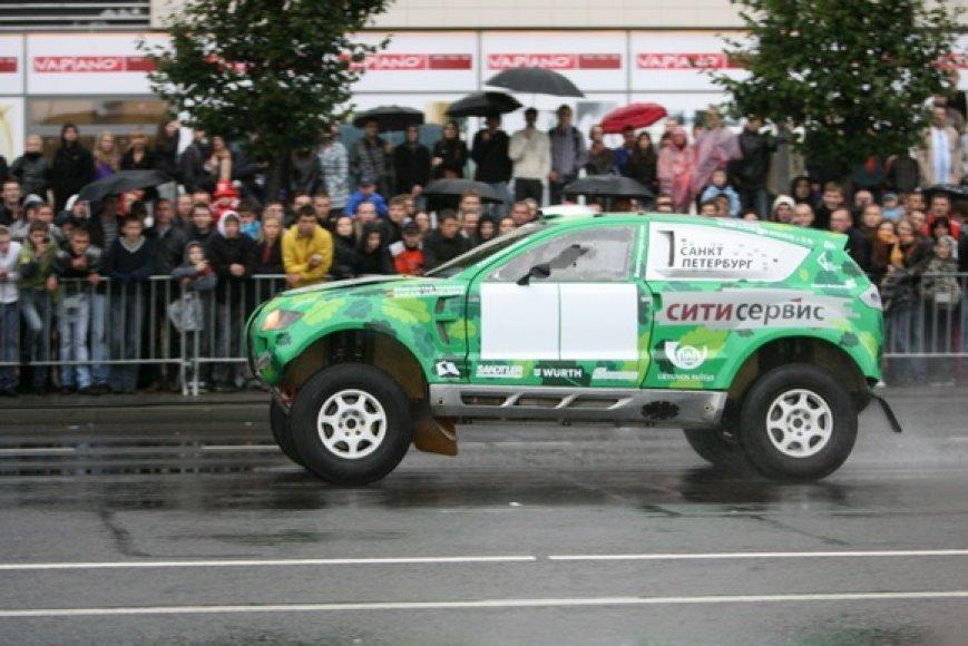"""Red Bull Racing"" pasirodymas Vilniuje"
