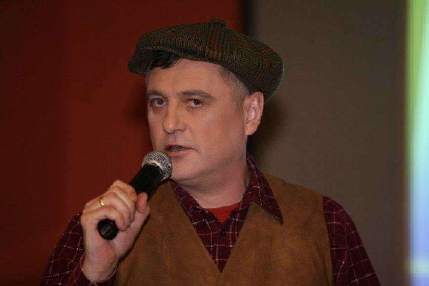 Audrius Rakauskas (Gustavas)