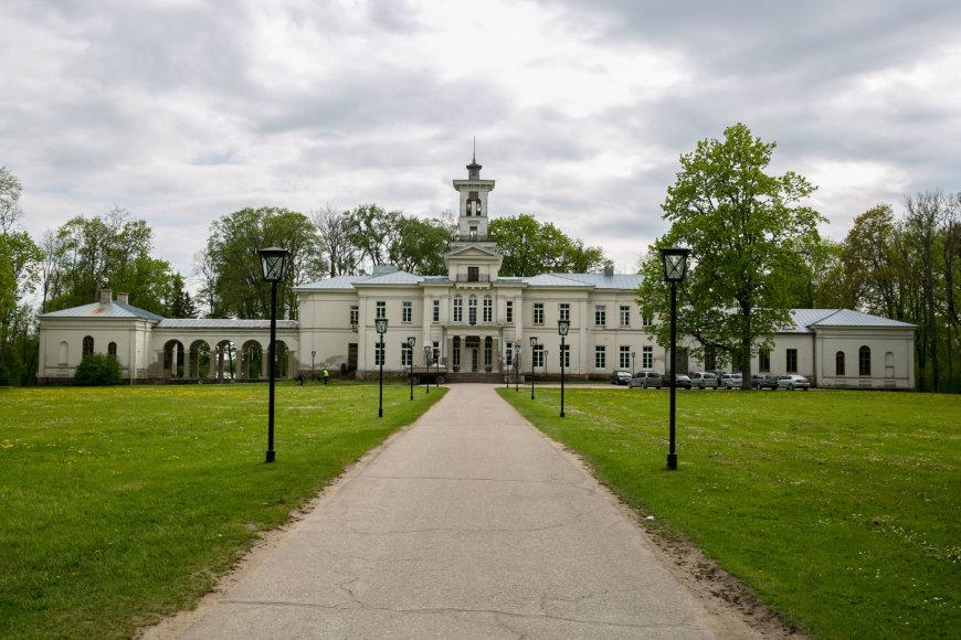Juliaus Kalinsko / 15min nuotr./Astravo dvaro sodyba