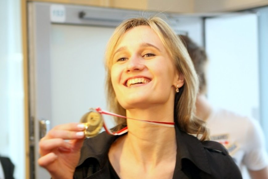 Viktorija Čmilytė