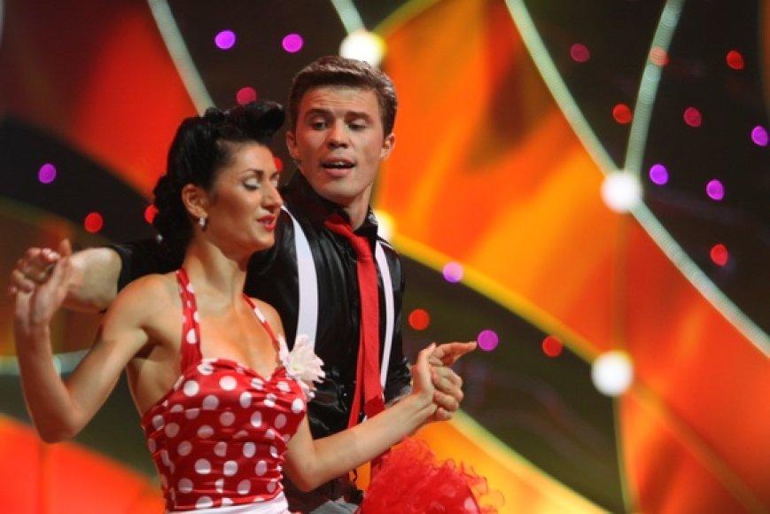 Donatas Chlebinskas ir Gintarė Slausgalvienė