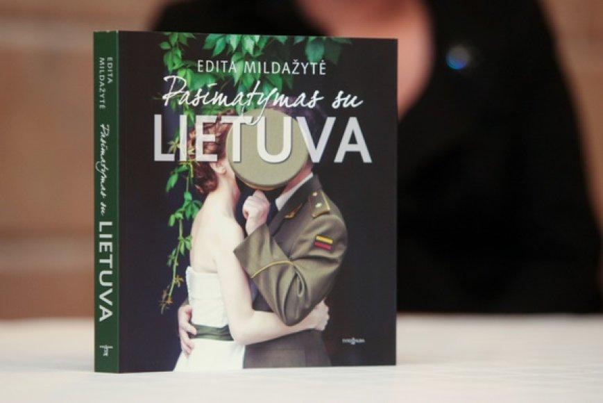 """Editos Mildažytės knygos """"Pasimatymas su Lietuva"""" pristatymas"""