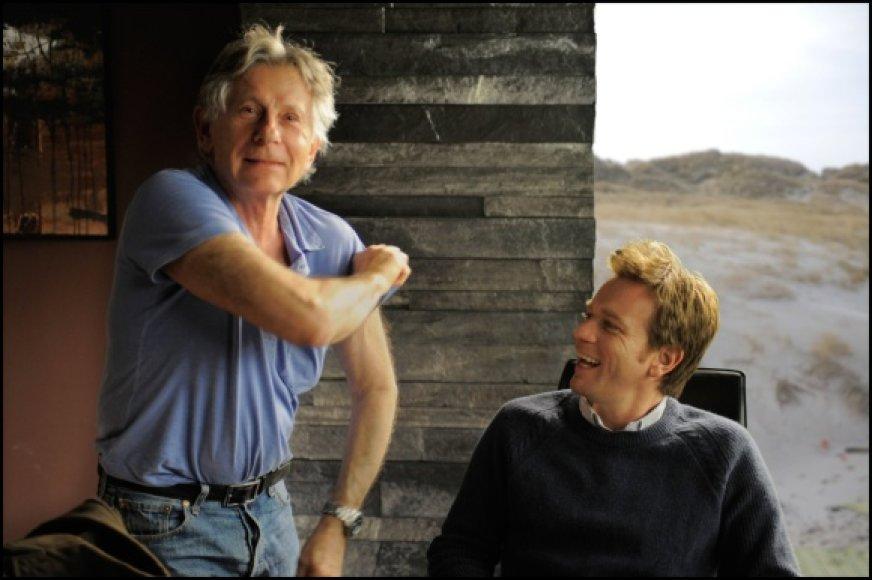 R.Polanskis ir E.Mcgregoras