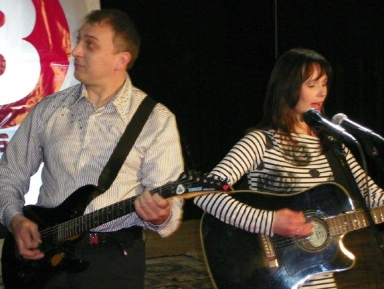 Virgilijus ir Evita Žlabiai