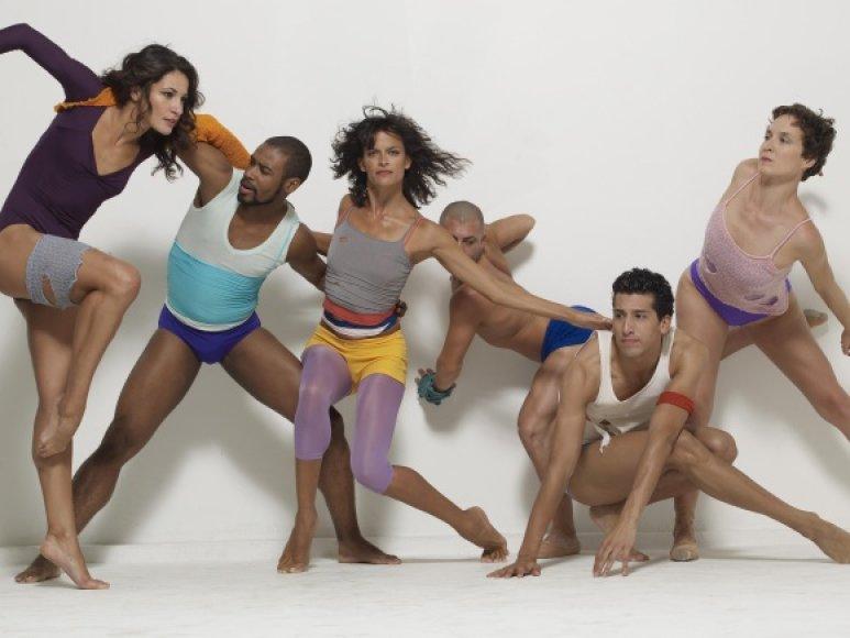 "Niujorko baleto ""Complexions"" nariai"