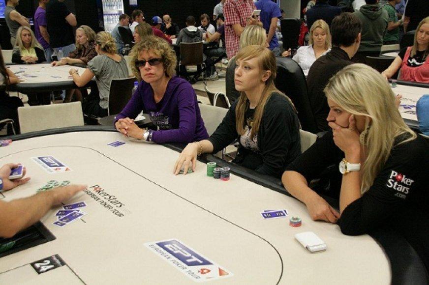 Skaiva pokerio turnyre